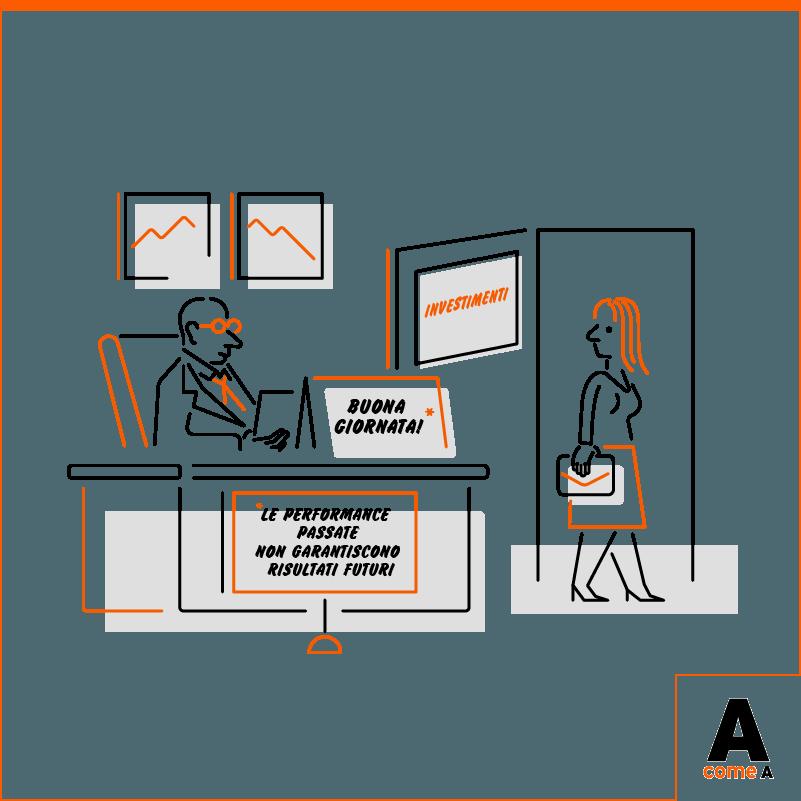 Vignetta: le performance passate non garantiscono risultati futuri